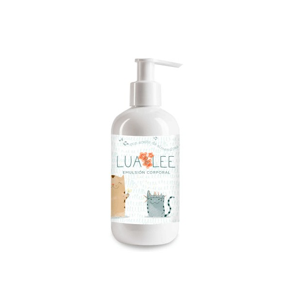 BODY MILK LUA & LEE 250 ML