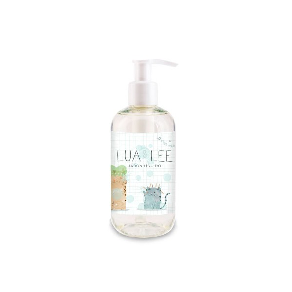 JABÓN LIQUIDO LUA & LEE 250 ML